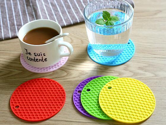 硅胶杯垫的作用是什么