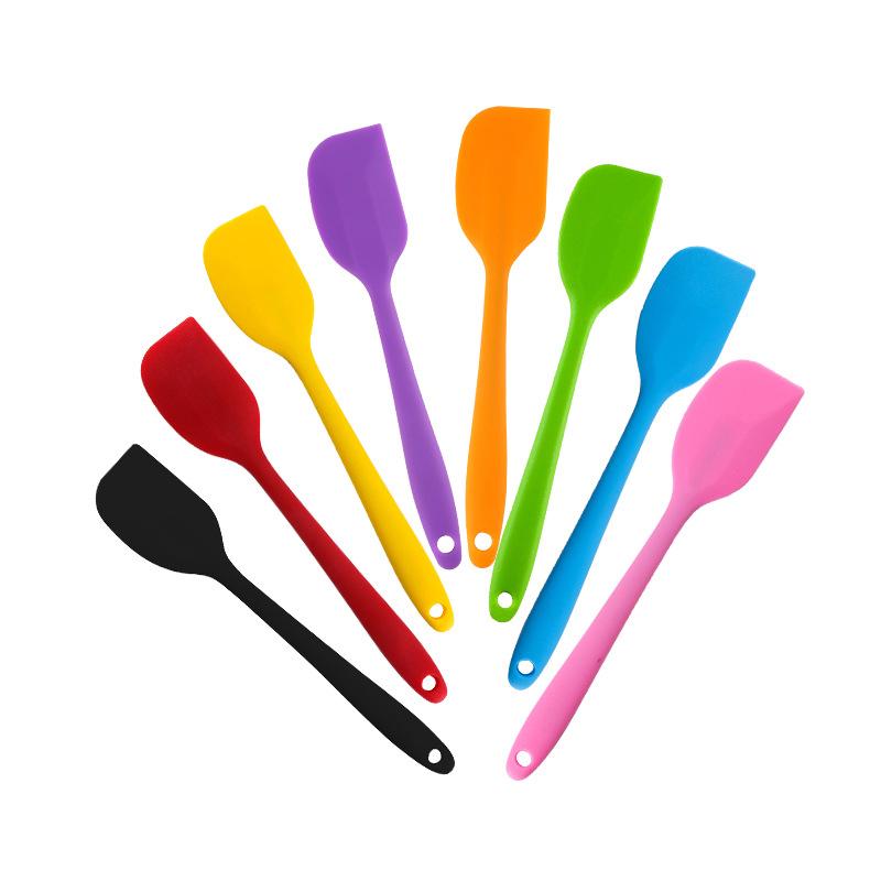 大小号一体式硅胶刮刀烘培工具耐温硅胶刮板奶油蛋糕抹刀烘焙铲刀