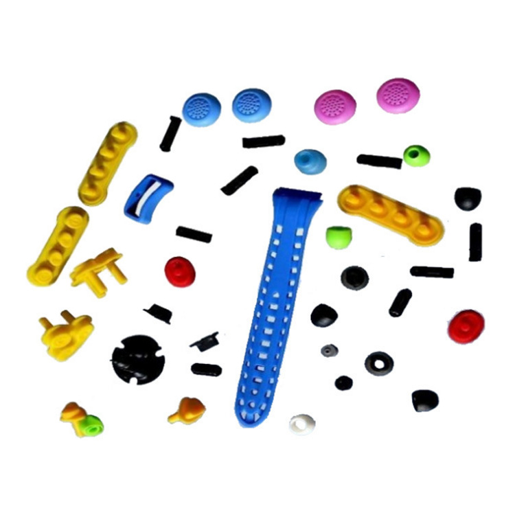 厂家定制硅胶垫非标件硅胶杂件加工硅胶开模加工定制